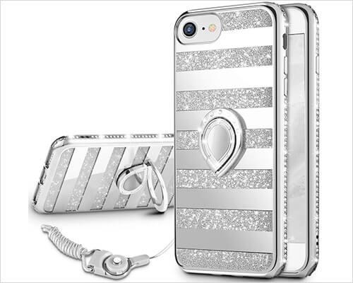 VEGO iPhone 7 Ring Holder Case
