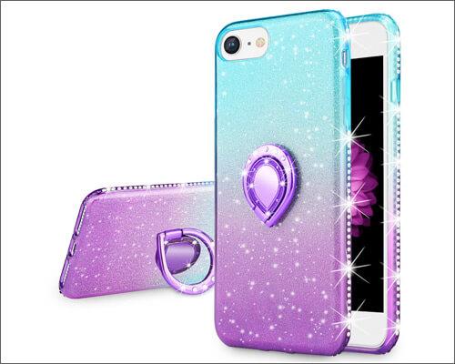 VEGO iPhone 8 Ring Holder Case