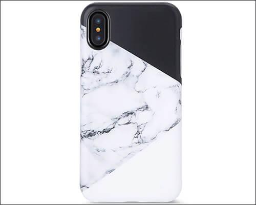VIVIBIN iPhone Xs Thin Case