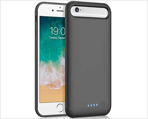 VOOE Battery Case for iPhone 8