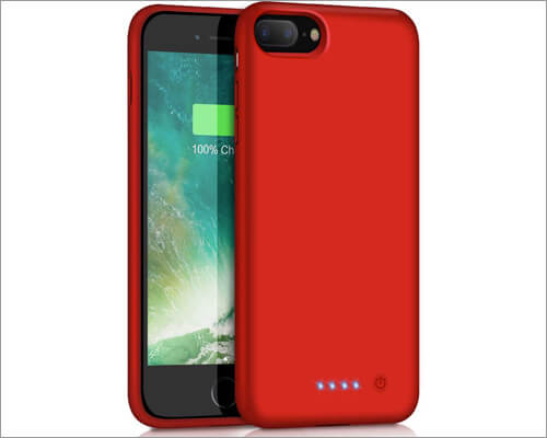 VOOE Smart Battery Case for iPhone 7 Plus