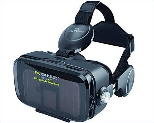 VR EMPIRE VR Headset for iPhone 6-6s Plus