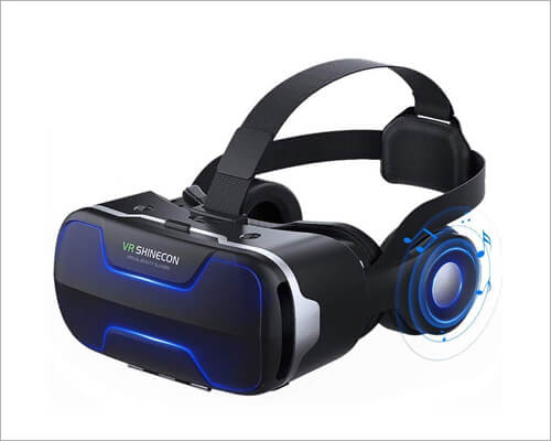 VR SHINECON VR Headset for iPhone 11 Pro Max
