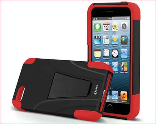Vakoo iPhone SE Kickstand Case