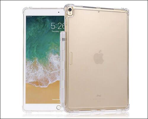 Valkit iPad Pro 10.5 inch Clear Case