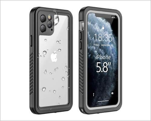 Vapesoon Waterproof Case for iPhone 11 Pro