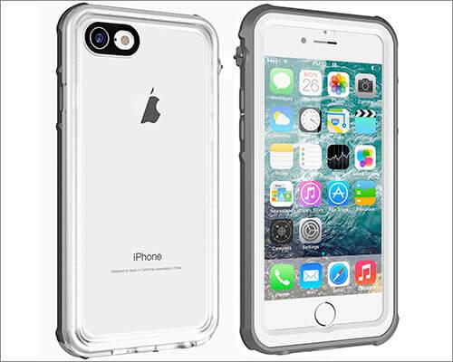 Vapesoon Waterproof Case for iPhone 8