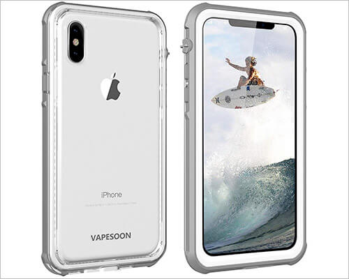 Vapesoon iPhone X Waterproof Case