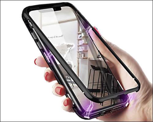 Varipos iPhone Magnetic Case