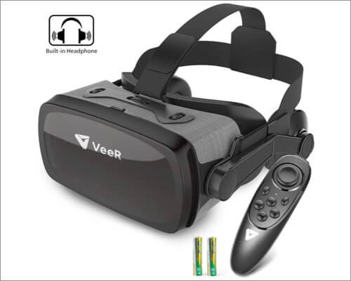 VeeR Falcon VR Headset with Controller for iPhone SE 2020