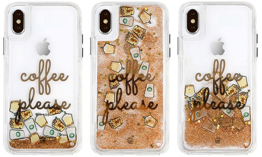 Velvet Caviar Coffee Please iPhone Xs, Xs Max, and iPhone XR Case