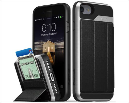 Vena Military Grade Kickstand Case for iPhone SE 2020
