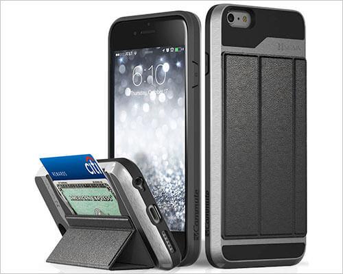 Vena vCommute Wallet Case for iPhone 6-6s Plus