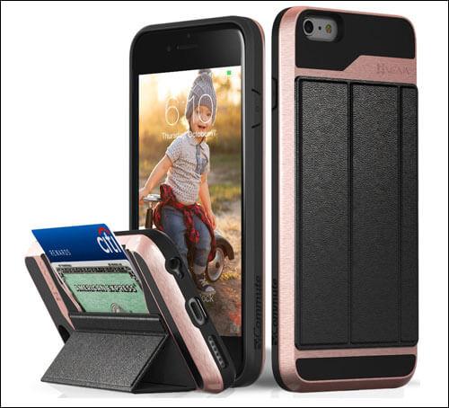 Vena vCommute iPhone 6s Plus Kickstand Case