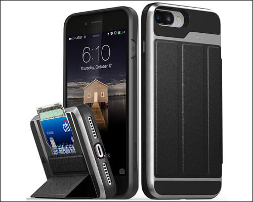 Vena vCommute iPhone 7 Plus Wallet Case