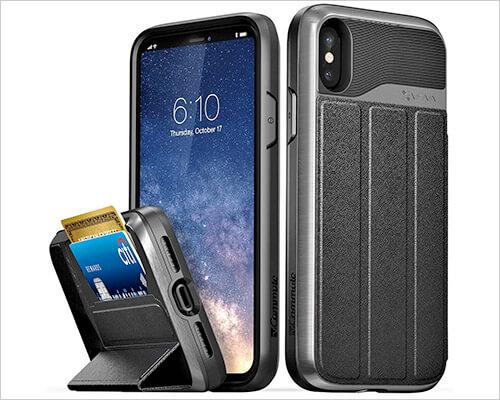 Vena vCommute iPhone X-Xs Wallet Case