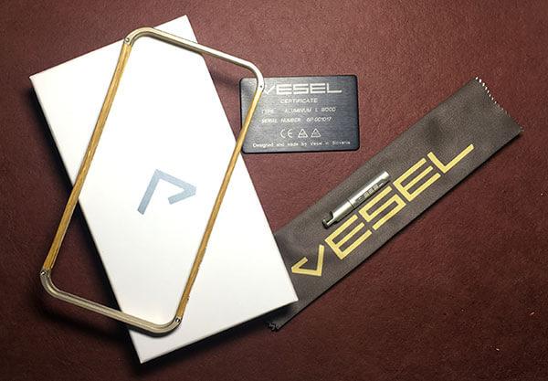 Vesel Wooden Bumper Case for iPhone 6-6s Plus