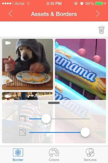 VideoMix App for iPhone