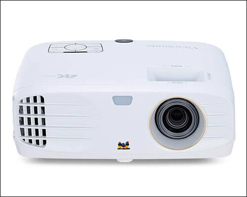 ViewSonic 4K Projector for Apple TV