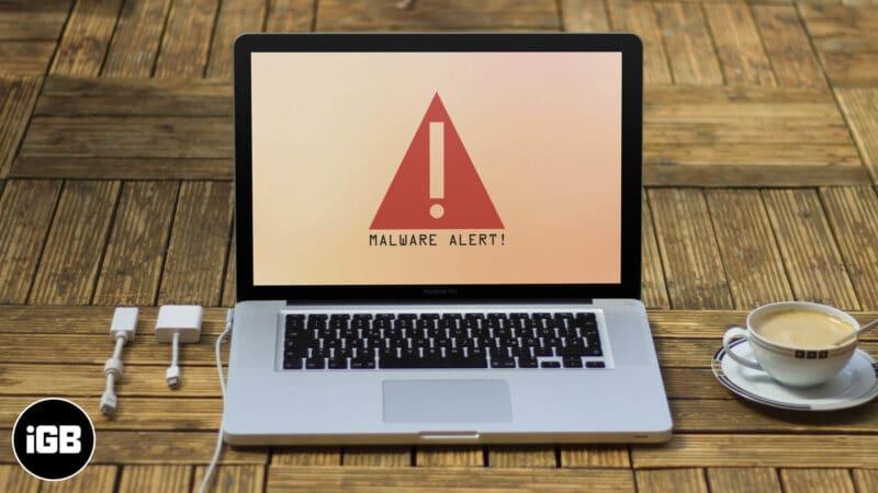 Virus on Mac