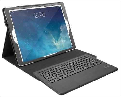 Vivefox iPad Pro 12.9 Keyboard Case
