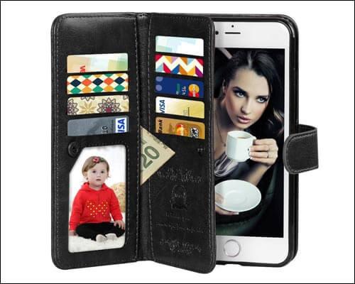 Vofolen Folio Case for iPhone 6-6s