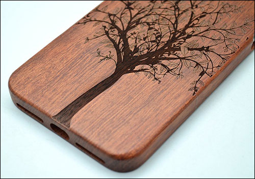VolksRose iPhone 7 Wood Case
