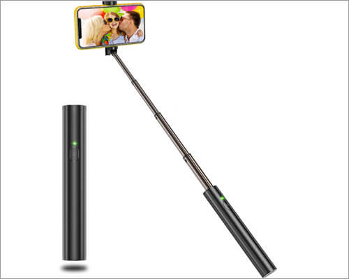 Vproof Selfie Stick for iPhone 11 Pro Max, 11 Pro, and iPhone 11