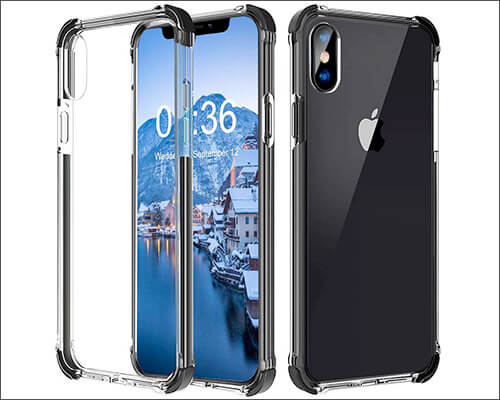 Vproof iPhone Xs Max Bumper Case