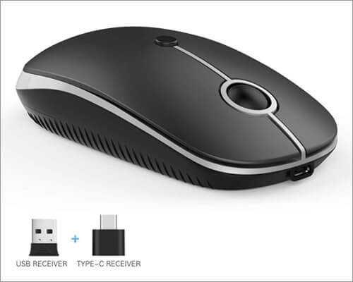 Vssoplor Wireless Mouse for 16-Inch MacBook Pro