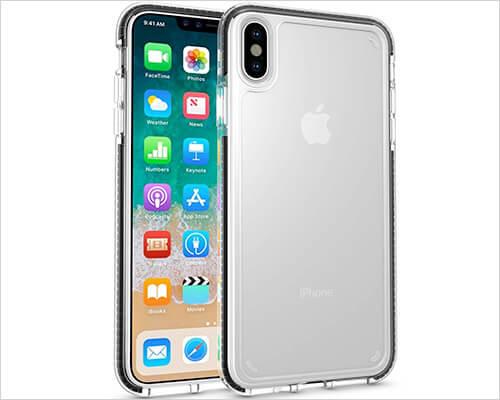 WATACHE iPhone Xs Max Clear Case