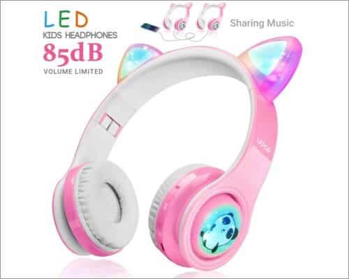 WOICE Wireless Headphones for Kids