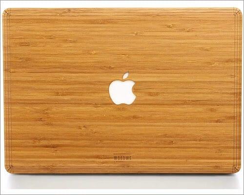 WOODWE Real Wood Skin for MacBook Air 11 inch