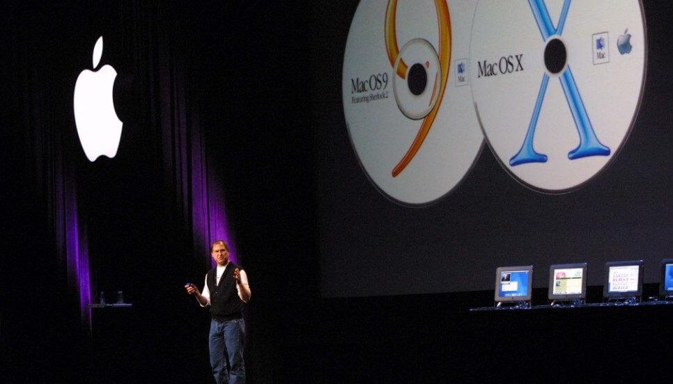 WWDC 2002, Mac OS 9