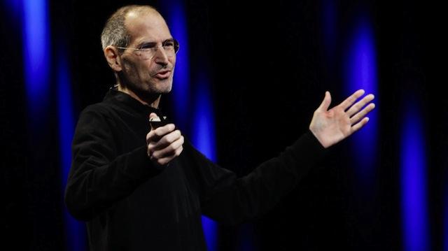 WWDC in 2011, Steve jobs