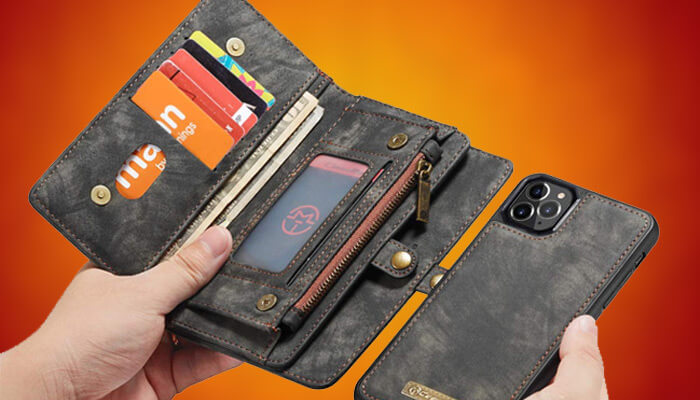 Wallet Cases for iPhone 11, 11 Pro, and 11 Pro Max