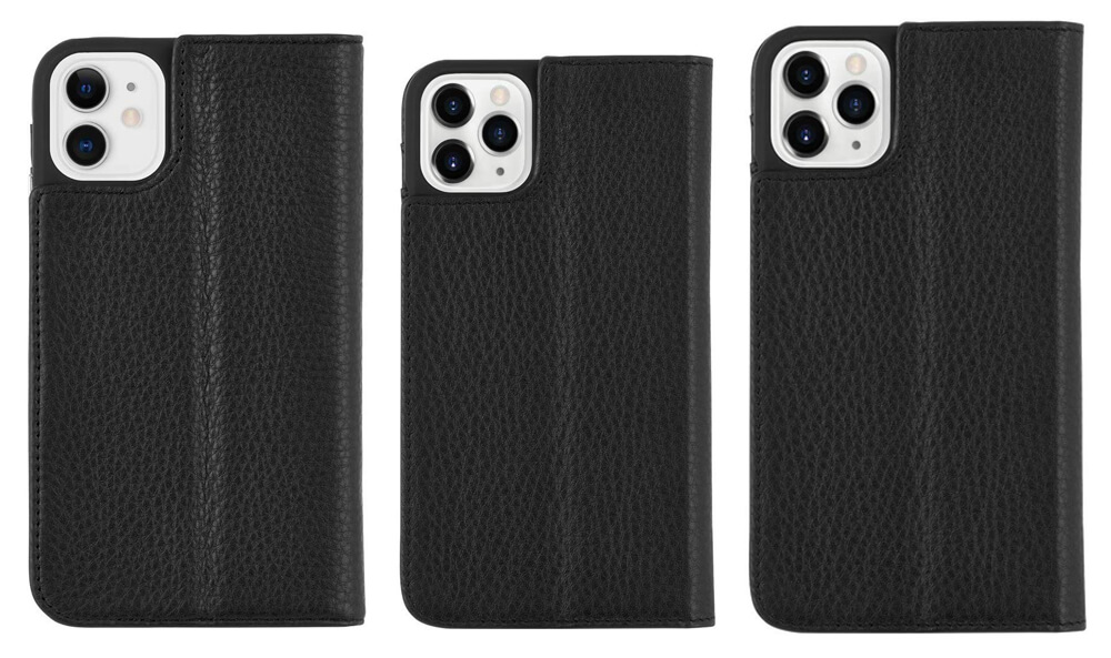 Wallet Folio Case for iPhone 11 Pro Max, 11 Pro, and iPhone 11 from Case-Mate