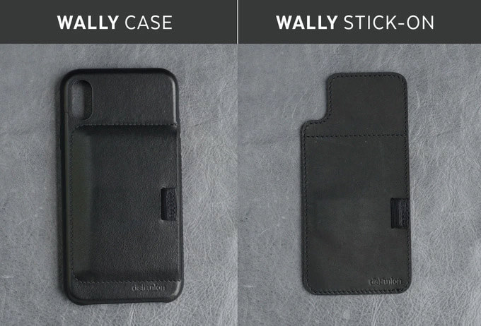 Wally Wallet Case for iPhone X