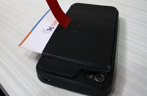 Wally iPhone Wallet Case Review