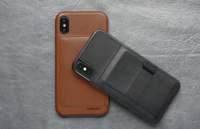 Wally iPhone X Wallet Cases