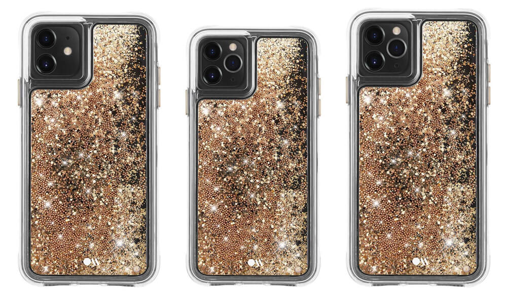 Waterfall Case from Case-Mat for iPhone 11 Pro Max, 11 Pro, and iPhone 11