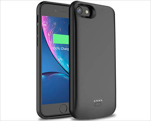 Wavypo iPhone 6-6s Battery Case