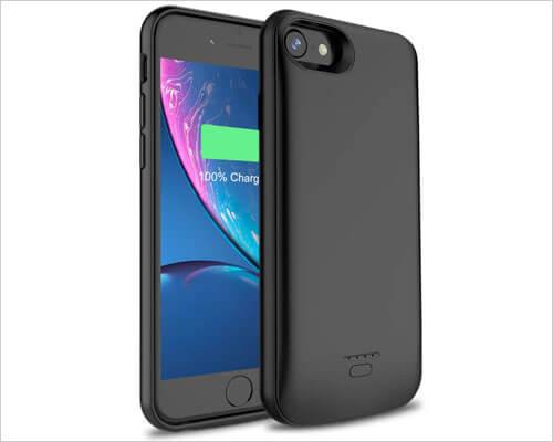 Wavypo iPhone 8 Battery Case