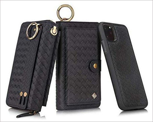 WellCasell iPhone 11 Pro Max Luxurious Case