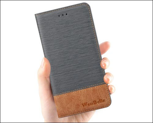 WenBelle iPhone 6-6s Plus Folio Case