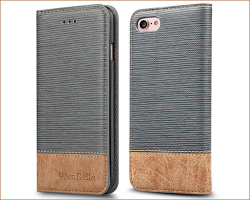 WenBelle iPhone 7 Wallet Case