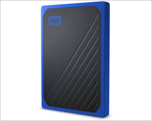 Western Digital External SSD for Mac