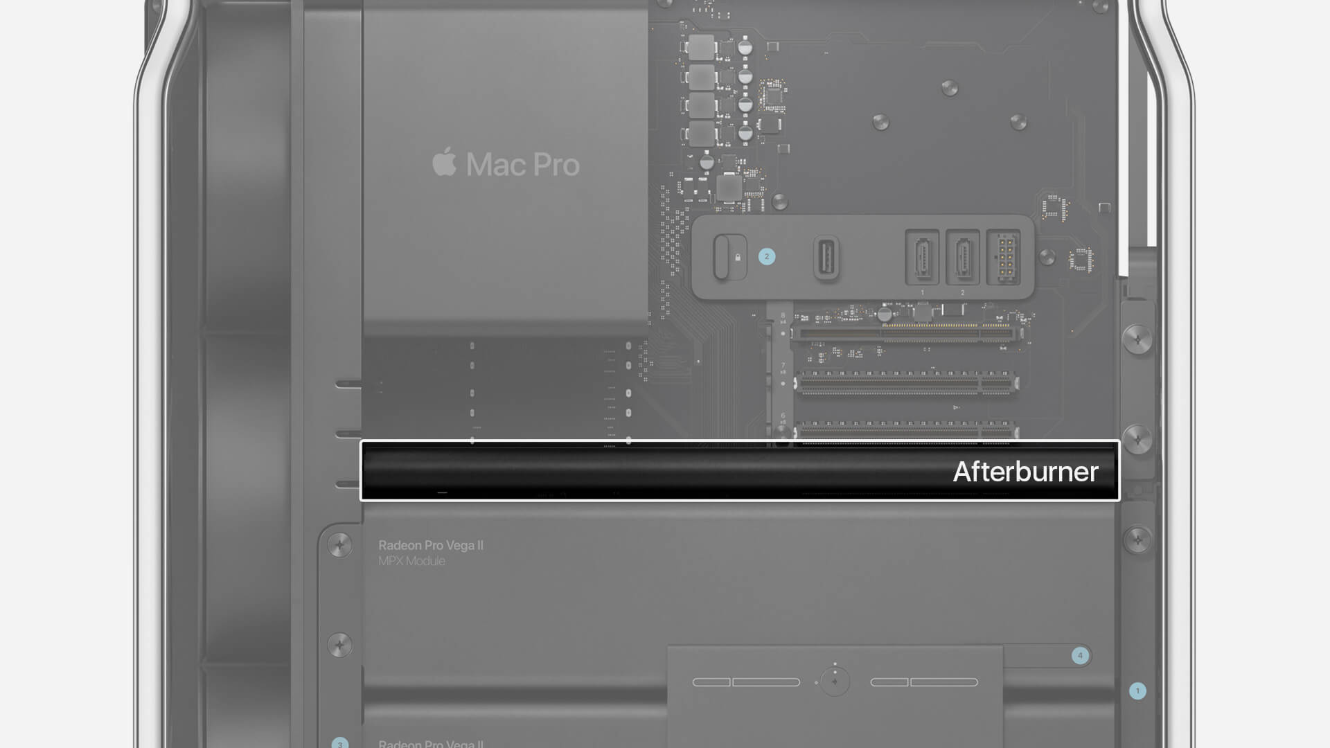 What is Mac Pro Afterburner Accelerator Card