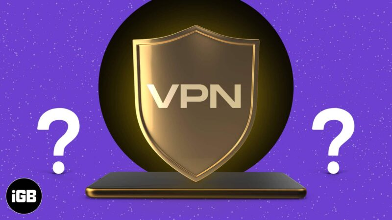What is VPN on iPhone and Why should you use a VPN app