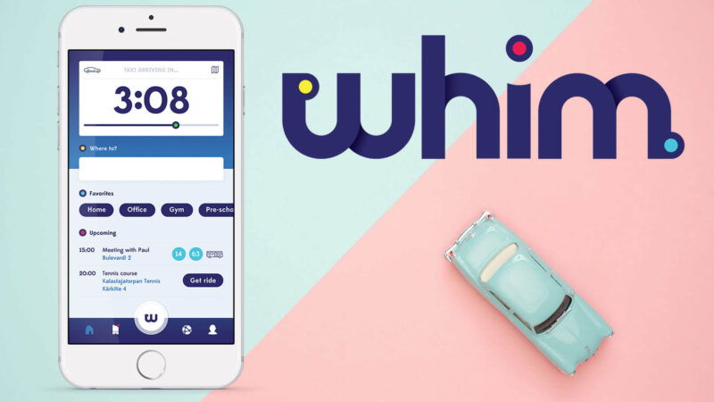 Whim iPhone App to Replace Your Personal Vehicles